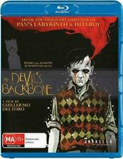 The Devil's Backbone (Blu-ray) Horror. NEW/SEALED