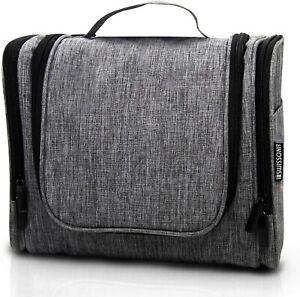 Kosmetikbeutel Reisetasche Kulturbeutel Kulturtasche SWISSONIA + Transparent Bag