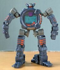 Transformers 2006 Real Gear Robots loose figure *MEANTIME* Wrist Watch