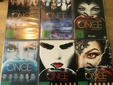 Once Upon a Time - Es war einmal ..- Staffel 1 2 3 4 5 6 [36 DVD]
