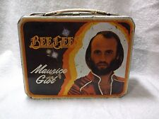 BEE GEES Maurice Gibb LUNCHBOX LUNCH BOX - 1978- Thermos Brand - Metal