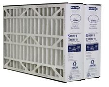 Trion Air Bear 255649-105 Pleated MERV 8 Furnace Filter Cleaner 16x25x5 - 2 Pack