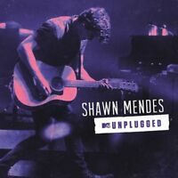 SHAWN MENDES - MTV UNPLUGGED (LIVE FROM LA 2017)   CD NEW