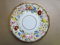 "HAMMERSLEY CHINA QUEEN ANNE 10¾"" DINNER PLATES (Ref4383)"