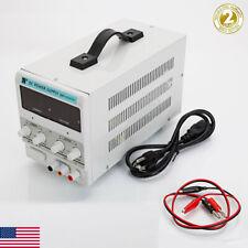 3060v 510a Adjustable Dc Power Supply Precision Variable Dual Digital Lab Test