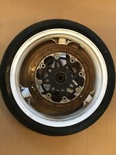Kawasaki ZXR400 ZXR 400 L Front Wheel & Discs & Tyre ( Breaking Bike )