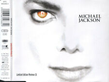 CD MINIMAX LIMITED EDITION MICHAEL JACKSON RARE COLLECTOR COMME NEUF 1997