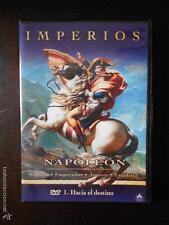 DVD IMPERIOS - NAPOLEON - Nº 1 - HACIA EL DESTINO (4H)