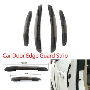 Car Van Door Edge Guard Strip Decorate Anti-rub Protection Scratch Accessories