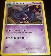 Mismagius # 58/113 B&W Legendary Treasures Set Pokemon Trading Cards Rares MINT