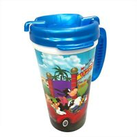 Walt Disney World Parks Rapid Fill Hot/Cold Refillable Souvenir Mug Cup