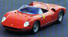 Ferrari 250 P 1963 Red 1:43 Model 0118 ART-MODEL