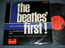 BEATLES Japan 1964 SLPM-1189 LP THE BEATLES' FIRST  Feat. Tony Sheridan & V.A.
