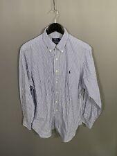 RALPH LAUREN Shirt - Size 16.5 - Classic Fit - Striped - Great Condition - Men's