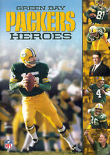 NFL Green Bay Packers Heroes New DVD