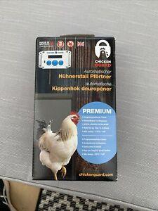 Chicken Guard Premium Automatic Coop Door Opener
