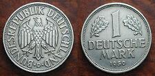 1950 Germany  1 Mark D