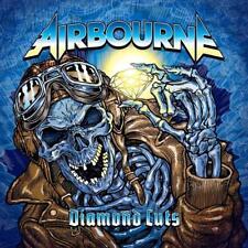 "Airbourne 'Diamond Cuts' 4 x 12"" Vinyl / DVD Box Set - NEW"