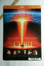 THE CORE SWANK ECKHART LINDO QUAILLS TUCC MINI POSTER BACKER CARD (NOT A movie )