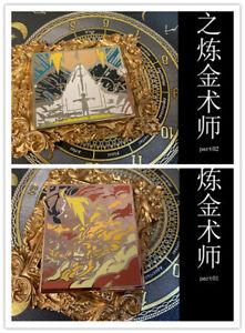 Fullmetal Alchemist Fullmetal Alchemist Edward Elric Metal Badge Pin Brooch N