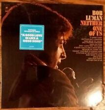 """BOB LUMAN """"Neither One Of Us"""" BRAND NEW FACTORY SEALED 1973 Epic LP"""