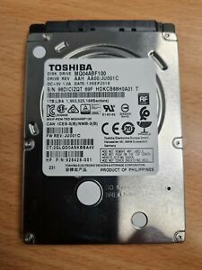 "Toshiba 1TB 5400RPM 128MB Internal 2.5"" HDD - (MQ04ABF100)"