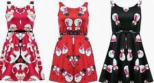 Unbranded Regular Size Festive Sleeveless Dresses for Women