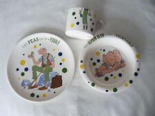 Roald Dahl BFG Melamine Breakfast Set