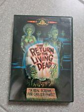 THE RETURN OF THE LIVING DEAD (1985) Clu Gulager /James Karen/ Dan O'Bannon. DVD