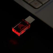citroen pen drive 16 gb usb flash drive key pennetta chiavetta led red