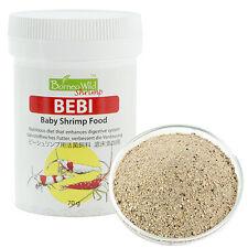 Borneo Wild Shrimp Food-Bebi (New Born & Juvenile Shrimps) 70g