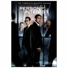 Person of Interest: Complete Second Season 2, DVD TV Series 6-Disc Set