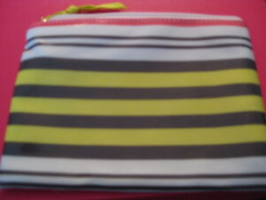 each different Small ZIP BAG Designer Kate Spade NY pink zipper cosmetic makeup