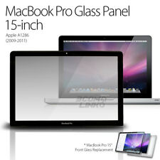 """NEW Apple MacBook Pro 15"""" A1286 LCD Glass Front Screen Panel Cover 2008-2012"""