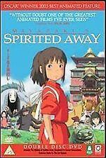 Spirited Away (DVD, 2004)