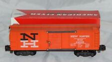 American Flyer 24036 New Haven Boxcar 1958 Very Clean Knuckle coupler S scale