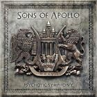 SONS OF APOLLO - PSYCHOTIC SYMPHONY CD NEU