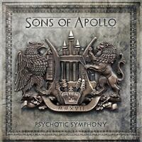SONS OF APOLLO - PSYCHOTIC SYMPHONY   CD NEU