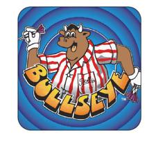 Bullseye Fridge Magnet Large size 9cm by 9cm photo bullseye tv show darts