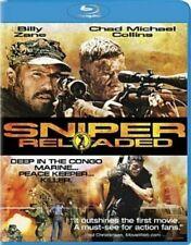 Sniper Reloaded With Billy Zane Blu-ray Region 1 043396370432