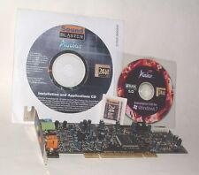Creative Sound Blaster Low Profile Audigy SE PCI sound card New !!!!