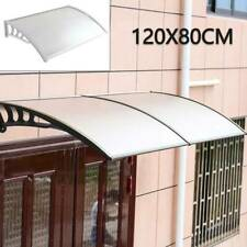Crafted from UV-stabilised polymer for minimal maintenance. FRONT DOOR CANOPY