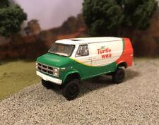 1983 GMC Vandura Van Lifted 4x4 Custom 1/64 Diecast Truck Off Road Turtle Wax