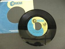 """Donny and Marie Osmond morning side of the mountain - 45 Record Vinyl Album 7"""""""