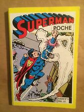 SUPERMAN POCHE (Sagedition) - Album 13 : T37/T38/T39