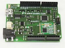 ArduRF1 Arduino Clone with Long Range RF-link and Battery Power by EzSBC