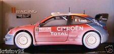 CITROEN XSARA WRC #3 RALLYE MONTE CARLO 2004 LOEB SOLIDO 1/18 NIGHT VERSION