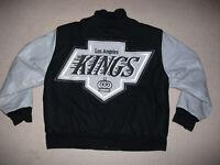 Los Angeles LA Kings Jacke L NHL USA Eishockey Stanley Cup Gretzky 1995 Starter