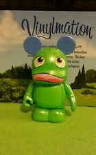 """DISNEY VINYLMATION Park 3"""" Set 3 Animation Pascal from Tangled Non Variant"""