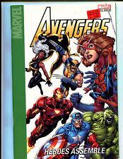 MARVEL AVENGERS: HEROES ASSEMBLE! TPB (VF) 2006 1st PRINTING